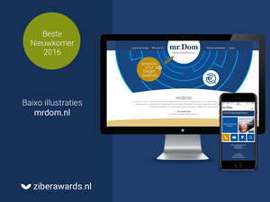 Yes! Winnaar Ziber Award 2016