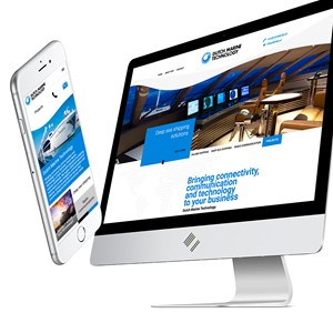 website Dutch Marine Technology
